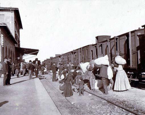 Nasce il Museo Nazionale della Emigrazione Italiana
