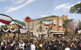 Inaugurata la nuova Chiesa di Scientology a Casalotti