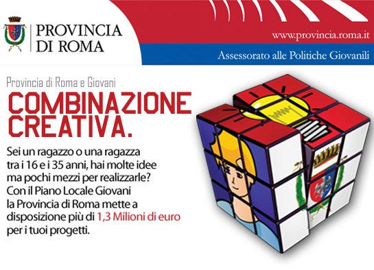 Parte il Piano locale giovani della Provincia di Roma