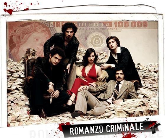Romanzo Criminale, il successo di una serie
