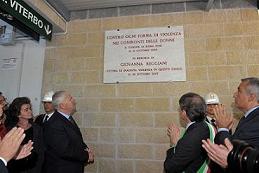 Inaugurata la Stazione di Tor di Quinto nel ricordo di Giovanna Reggiani