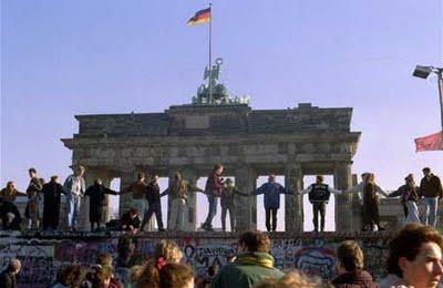 Vent'anni dalla caduta del muro di Berlino