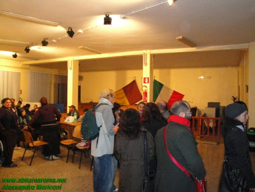 Solidarietà del Sesto ai senza fissa dimora sgomberati da Casilino 700