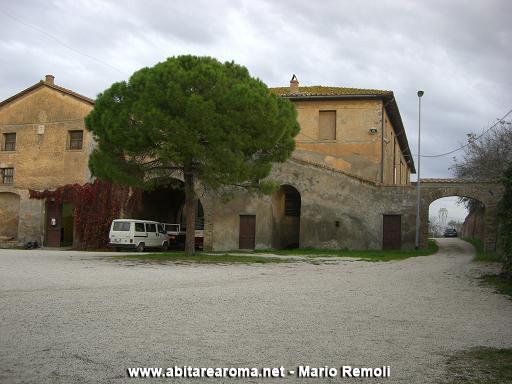 Il Centro di Lavoro di Castel di Guido