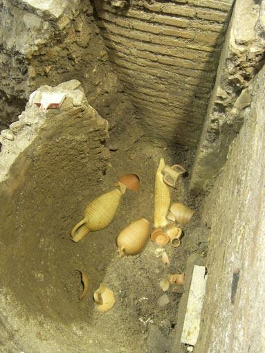 Palazzo Valentini. Le scoperte archeologiche e i nuovi spazi multimediali