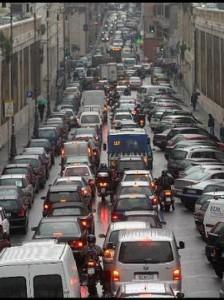 Roma nel caos