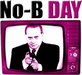 Roma, No Berlusconi Day