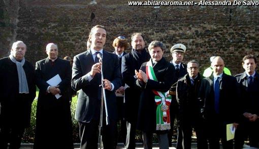 Nasce il Parco Lineare delle Mura Aureliane