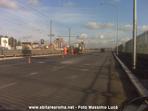 Va avanti il progetto per lo sfondamento di v.le della Primavera su via Casilina