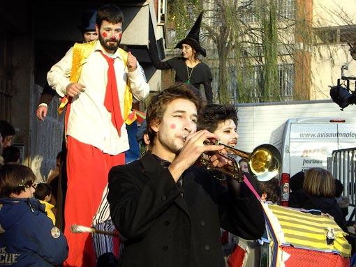 Carnevale a Colle di Mezzo