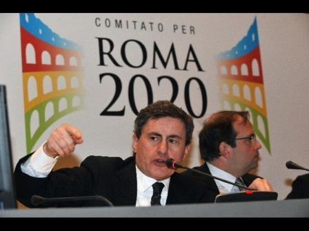 Roma alle Olimpiadi del 2020. La politica dei grandi eventi
