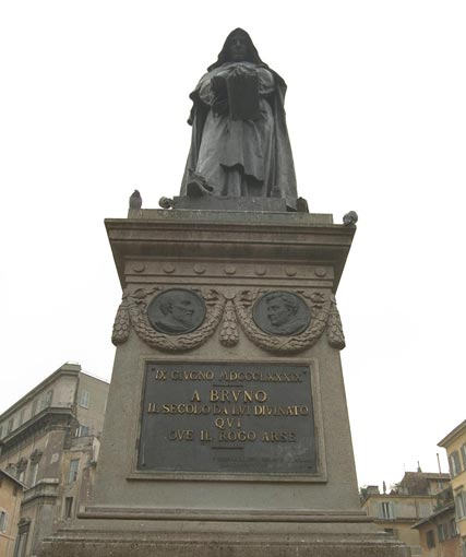Commemorazione di Giordano Bruno a Campo de' Fiori