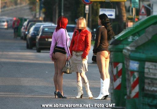 Spesso la prostituzione è una scelta