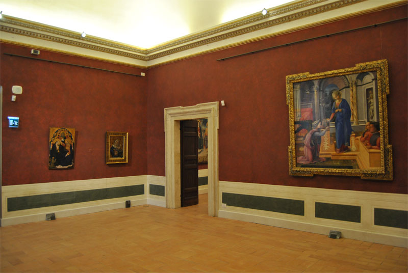 La galleria nazionale d 39 arte antica e palazzo barberini for Galleria del piano casa