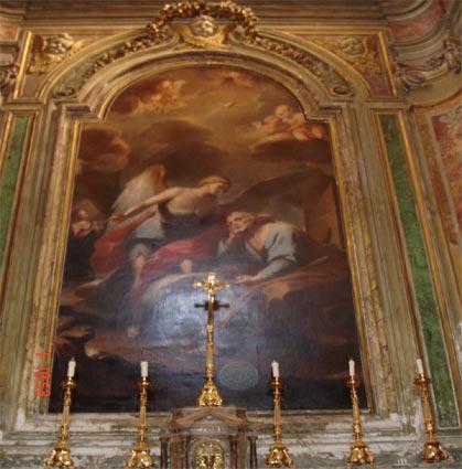 S. Giuseppe alla Lungara e le opere di Mariano Rossi