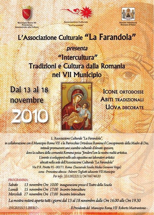 La Farandola promuove le tradizioni e la cultura della Romania nel VII municipio