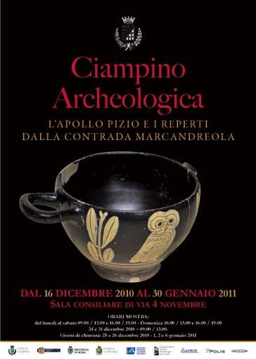 Inaugurati il nuovo sottopasso e la mostra 'Ciampino Archeologica'