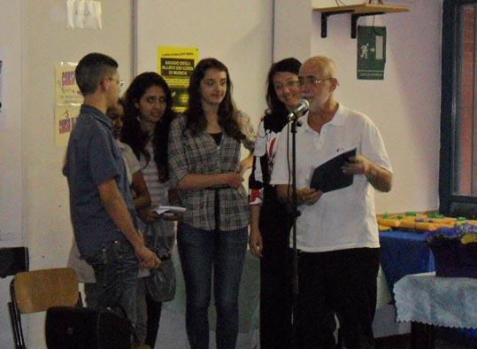 Premiati i vincitori del Premio di poesia nei dialetti del Lazio Vincenzo Scarpellino
