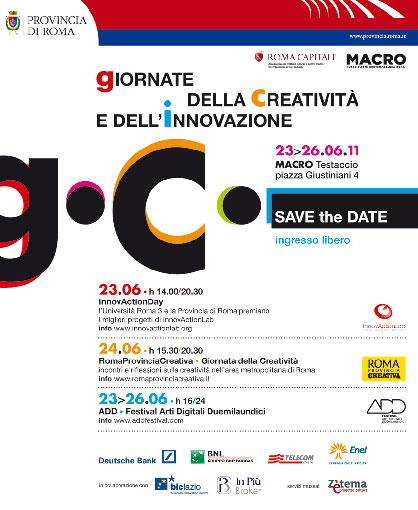 Giornate della creatività e dell'innovazione al Macro Testaccio
