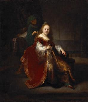 Rembrandt per la prima volta a Roma
