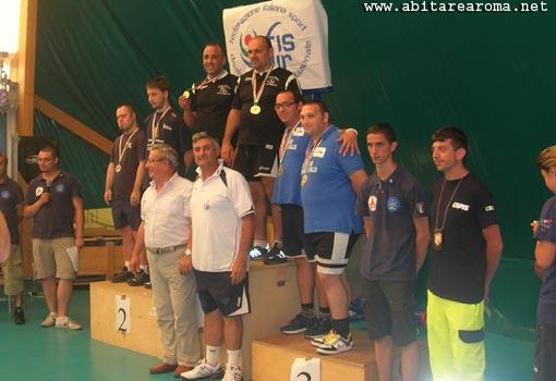 III Campionato Italiano della FISDIR di tennis e tennis tavolo