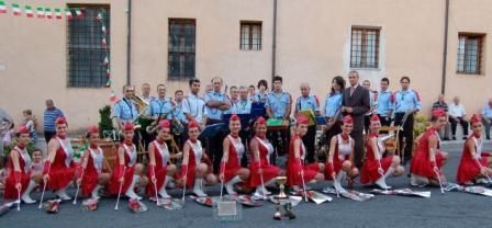 Nuovo successo dell'ultracentenaria Banda 'Medullia' di Sant'Angelo Romano
