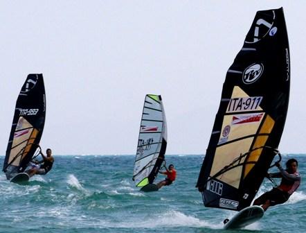 Coppa Italia 2011 Windsurfing