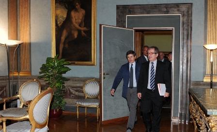 Sicurezza: Alemanno incontra Maroni sul nodo sicurezza