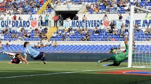 Lazio Vs Genoa 1-2. E' solo sfortuna?