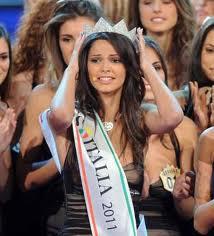 Stefania Bivone è Miss Italia 2011