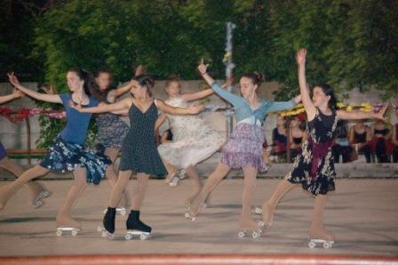Riprendono gli allenamenti del Gruppo Pattinaggio Artistico di Colli Aniene