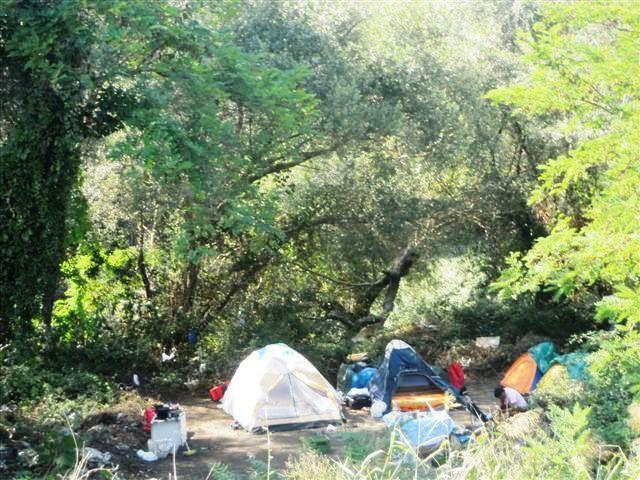 Villa Spada: emergenza nomadi
