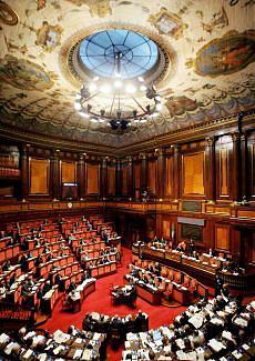 Montecitorio e il Senato aprono le loro porte agli elettori