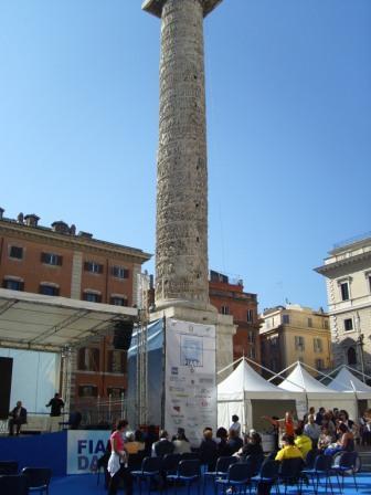 Grande successo per il FIABAday del 2 ottobre 2011 a Roma