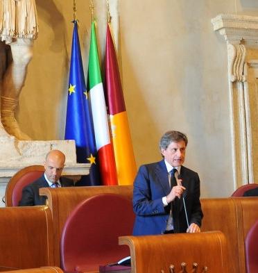 Roma, delibera taxi all'esame del Consiglio