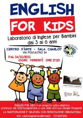 'Il tempo ritrovato', attività per bambini alla scuola Pisacane