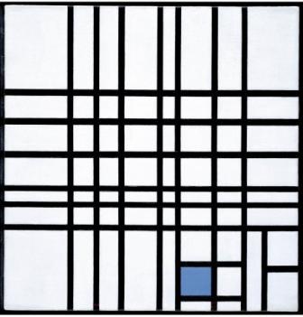 Armonia e arte universale nelle opere di Mondrian
