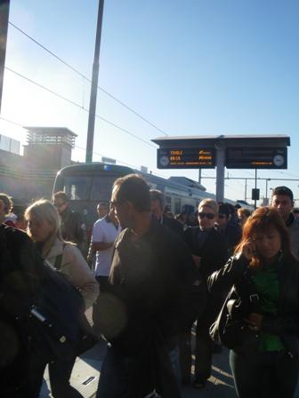 Riapre la stazione Tiburtina