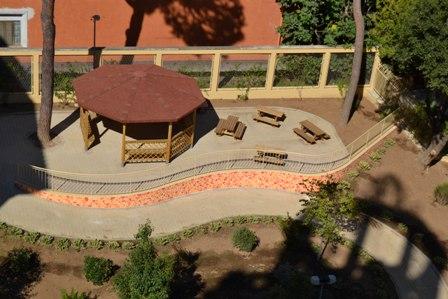 Inaugurato giardino scuola Pistelli