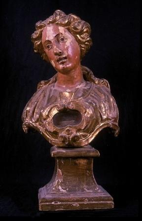 'Le Sacre Reliquie di Sambuci' di Aurora Fratini