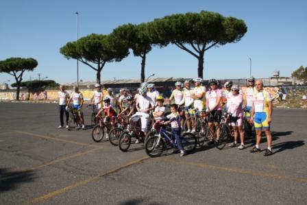 La XII Crono a coppie di ciclismo in memoria di Giuseppe Armando Macrì