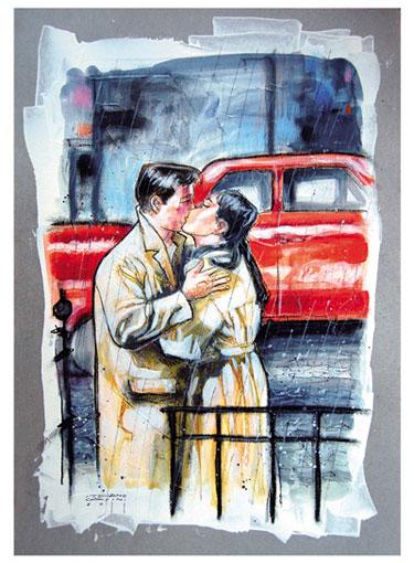 Bacinema, i baci più belli della storia del cinema in mostra