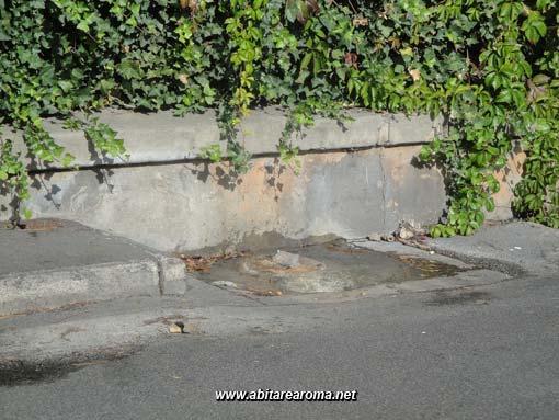 Qui rubano anche le fontanelle