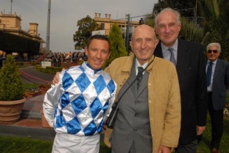 Luigi Camici: 85 anni al galoppo