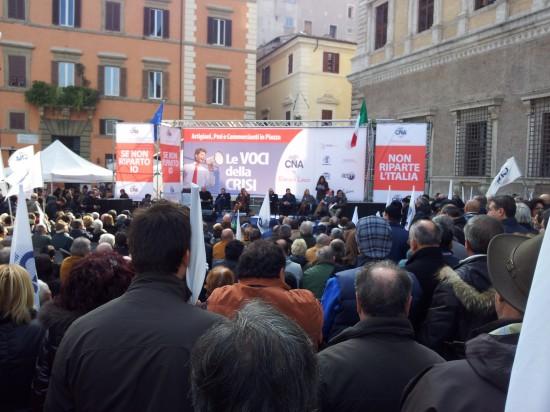 Artigiani e Piccole e Medie Imprese in piazza il 21 novembre a Roma