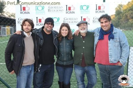 Primo trofeo Angelo Infanti a Zagarolo vinto dalla nazionale Attori