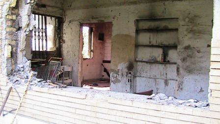 Salaria 555, stabile comunale sgomberato da insediamento abusivo