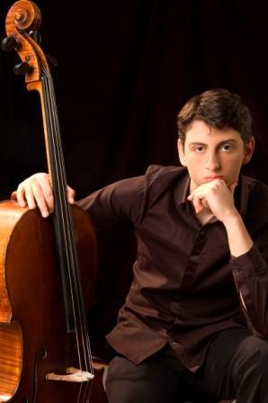 Hakhnazaryan il magnifico vincitore del Ciajkovskij 2011 alla IUC il 29 novembre Monaldo Braconi pianoforte