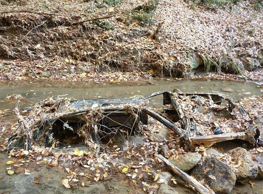 Valle del Sorbo, Legambiente ha cancellato tre discariche