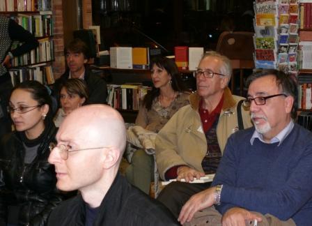Immagini e suoni d'Abruzzo alla libreria Il Mattone di Roma
